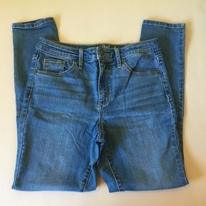 Target High-Rise Skinny Jeans - size 8/29S